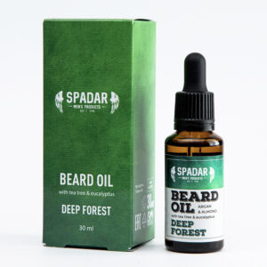 Масло для бороды Deep Forest от бренда Spadar