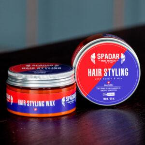Стайлинг для волос с воском SPADAR