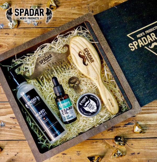 Подарочный набор Spadarbox Topman 1